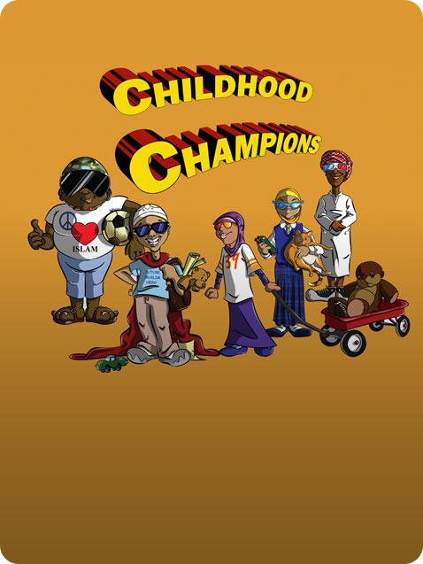 Childhood Champions Well