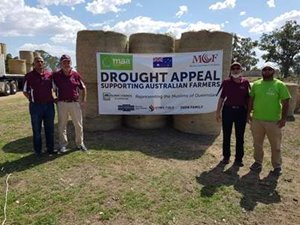 Drought Relief: Helping Australian farmers