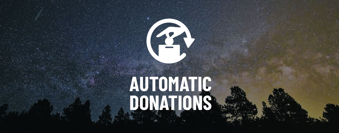 Automatic Donations