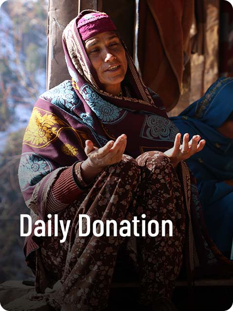 Automatic Donation Daily