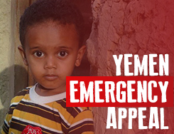 EMR - Yemen Emergency Appeal
