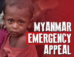 EMR - Myanmar Emergency Appeal