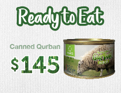 QRB - Ready to Eat Qurban $145