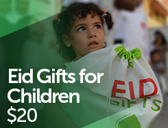 RMN - Eid Gifts for Children $20