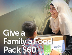RMN - Family Food Pack $60