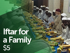 RMN - Iftar for a Family $5