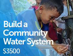 WAT - Community Water Well & System