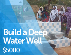 WAT - Deep Water Well