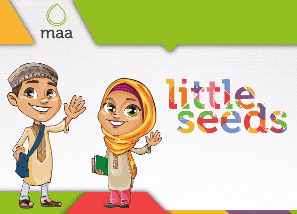 Little Seeds Launch!